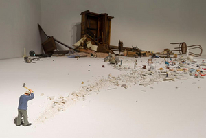 Frist Art Museum Presents Large-Scale Installation and Other Works by Argentina-Born Artist Liliana Porter