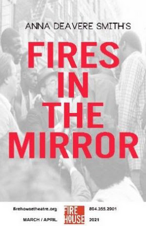Firehouse Theatre Announces FIRES IN THE MIRROR