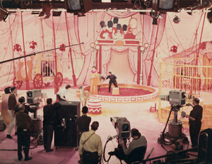 Bid on Set Design Illustrations From Barbra Streisand's COLOR ME BARBRA TV Special