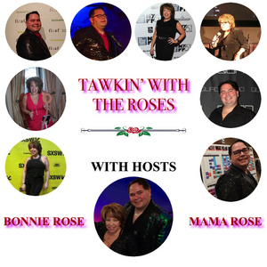 Bonnie Rose and Stephen S. Miller Announce New Talk Show TAWKIN' WITH THE ROSES