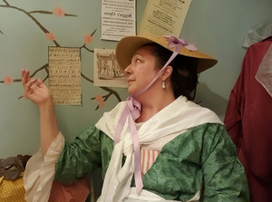 History At Play Presents MRS. BAKER, GOVERNESS GENERAL OF KENTISH THEATRE