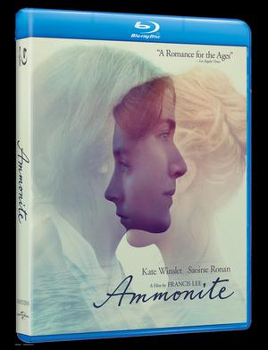 AMMONITE Available on Digital Jan. 12