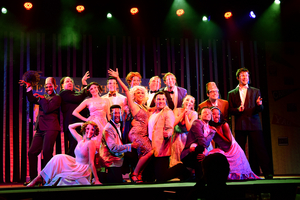 Broadway Palm Presents HAPPY DAYS, A NEW MUSICAL