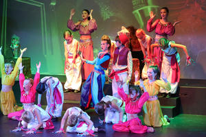 Musical Theatre of Anthem Presents ALADDIN KIDS