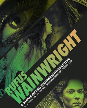 Rufus Wainwright Presents 'Rufus-Retro-Wainwright-Spective! 2021'