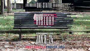 BWW Interview: James P. Darvas of MONUMENTAL HISTORY at OnStage Playhouse
