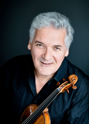 Pinchas Zukerman Performs Beethoven In Blockbuster Opening to Palm Beach Symphony's Masterworks Series