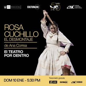 Los Yuyas Celebrates 50th Anniversary With ROSA CUCHILLO