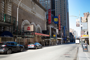 Dr. Fauci Says Theaters Could Reopen This Fall With Little to No Restrictions