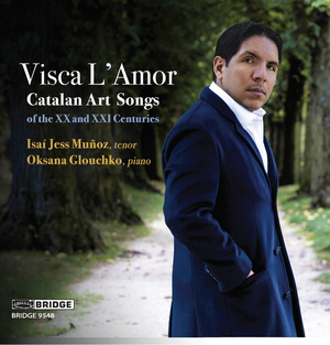 New Album Featuring Tenor Isaí Jess Muñoz & Pianist Oksana Glouchko Slated For Release