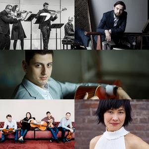 Shriver Hall Concert Series Announces Spring 2021 Virtual Season