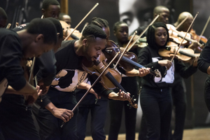 Princeton Symphony Orchestra Presents Online Series Featuring South Africa's Buskaid Soweto String Ensemble