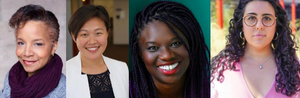 What Would We Do Without a Board? Chatting with Iyvon Edebiri, Tatiana Isabel Gil, Brontte Hwang, and Cheryl Singleton