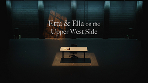 BWW Review: ETTA & ELLA ON THE UPPER WEST SIDE at Round House Theatre