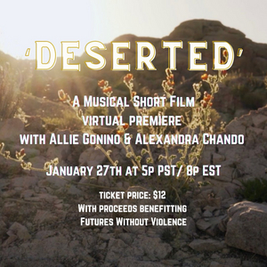 DESERTED Musical Short Film Announces Virtual Premiere