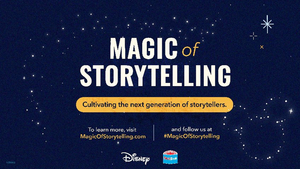 Disney Kicks Off the 2021 Magic of Storytelling Campaign in Collaboration With First Book