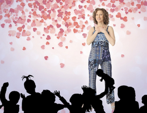 Laurie Berkner's Shares Valentine's Day Party Virtual Concerts for Families