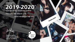 Nightlife Photographer Shadows Gather Announces Exhibition at  Dateline Contemporary Art Gallery