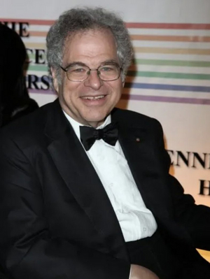 Itzhak Perlman Chats With Stanford Symphony Orchestra Students Via Video Chat