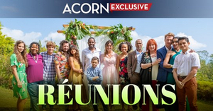 Acorn TV's Acclaimed Foreign Language Dramedy REUNIONS Premieres Exclusively in North America Jan. 25