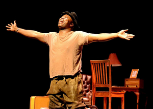 Jefferson Performing Arts Society Presents THE WORLD IS MY HOME: THE LIFE OF PAUL ROBESON