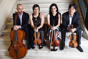 Austin Chamber Music Center Presents the Jupiter String Quartet Performing Music by Mendelssohn and Wiancko