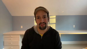 VIDEO: Lin-Manuel Miranda Celebrates Costume Industry Coalition Workers