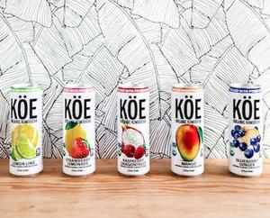 KÖE Organic Kombucha for 'National Kombucha Day' on 11/15