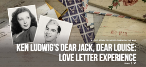 Arena Stage Launches Love Letter Experience Delivered Through The Mail