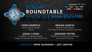 Guests Announced for Episode 30 of 4Wall Sunday Roundtable