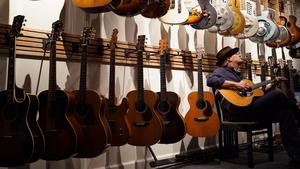 NJPAC Presents Jeff Daniels' Virtual Concert