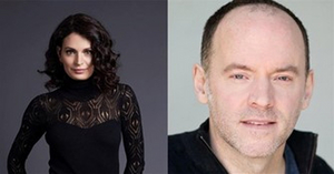 Jackie Burns and Joe Cassidy to Star in BENNETT & BABS: THE SONGS OF TONY BENNETT AND BARBRA STREISAND