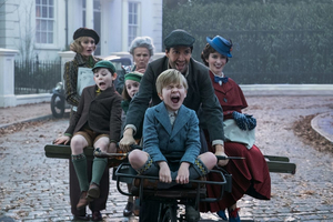 MARY POPPINS RETURNS is Now Streaming on Disney Plus