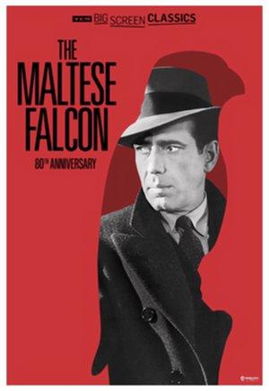 TCM Big Screen Classics Series Begins Jan. 24 & 27 With THE MALTESE FALCON
