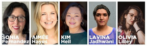 Five New Members of National New Play Network Board of Directors Announced