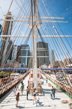 South Street Seaport Museum Announces Upcoming Monthly Virtual Sea Chanteys And Maritime Music