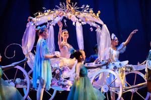 Baton Rouge Ballet Theatre Presents Virtual CINDERELLA