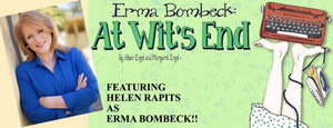 triangle productions! Streams ERMA BOMBECK: AT WIT'S END