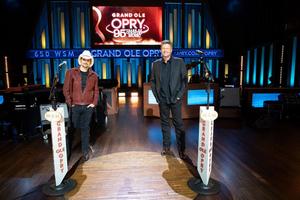 Brad Paisley & Blake Shelton Will Host GRAND OLE OPRY: 95 YEARS OF COUNTRY MUSIC