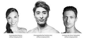 Joffrey Ballet Announces World Premiere of BOLERO