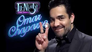 EstrellaTV Renews Prime Time Talk Series TU-NIGHT CON OMAR CHAPARRO