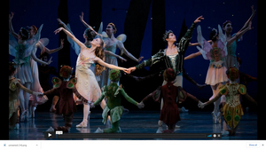 Balanchine's A MIDSUMMER NIGHT'S DREAM Launches SF Ballet's 2021 Digital Season