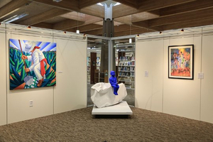 'WEST' Exhibition Highlights Local Artists of Color