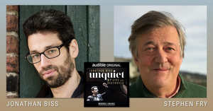 Jonathan Biss and Stephen Fry Discuss Anxiety and The Arts In Virtual Conversation Presented By 92Y