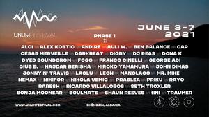 Unum Festival 2021 Announces Line-Up Featuring Ricardo Villalobos, Seth Troxler, Priku, Praslea, tINI and More