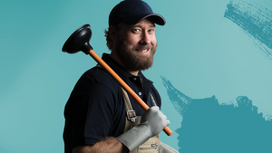 BWW REVIEW: Australia's Favorite Plumber Comes To The Sydney Stage For A Lavatorial Lesson In Respect and Dignity in KENNY