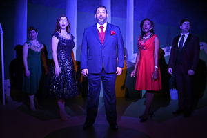 The Winter Park Playhouse Reopens Its Doors With A GRAND NIGHT FOR SINGING