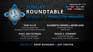 Guests Announced For Episode 31 Of 4Wall Sunday Roundtable