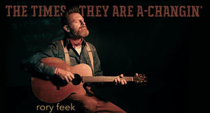 Rory Feek Releases Powerful Cover of Dylan's 'The Times They Are A-Changin'