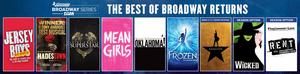 Dallas Summer Musicals Announces Revised 2021-2022 Broadway Season
